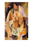 La Femme en Chemise Poster by Pablo Picasso
