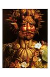 Spring Prints by Giuseppe Arcimboldo