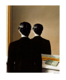 La Reproduction Interdite, c.1937 Prints by Rene Magritte