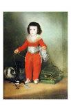 Don Manuel Osorio de Zuniga Posters by Francisco de Goya