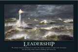 Leadership Print by Steve Bloom