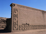 Chan Chan, Unesco World Heritage Site, Peru, South America Photographic Print by Richard Ashworth
