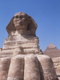 Sphinx, Giza, Unesco World Heritage Site, Near Cairo, Egypt, North Africa, Africa Photographic Print by Richard Ashworth
