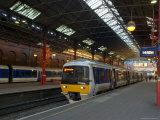 Marylebone Railway Station, London, England, United Kingdom Photographic Print by Charles Bowman