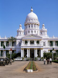 Lalitha Mahal Hotel, Designed by E.W. Fritchley in 1930, Mysore, India Photographic Print by Richard Ashworth