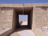 Unas Causeway, Sakkara, Egypt, North Africa, Africa Photographic Print by Richard Ashworth