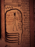 Interior of the Tomb of Tuthmosis III, Thebes, Egypt Photographic Print by Richard Ashworth