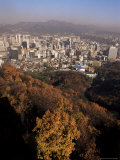 Seoul, South Korea, Korea Photographic Print by Charles Bowman