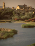 The Guadalquivir River and Alcazar, Cordoba, Andalucia (Andalusia), Spain Photographic Print by Steve Bavister