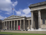 British Museum, London, England, United Kingdom Photographic Print by Charles Bowman