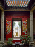 Tin Hau Temple, Stanley, Hong Kong, China Photographic Print by Charles Bowman