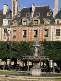 Place Des Vosges, Paris, France Photographic Print by Charles Bowman