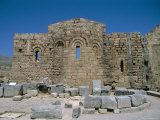 Byzantine Church of St. Paul, Acropolis, Lindos, Rhodes, Greek Islands, Greece Photographic Print by Nelly Boyd