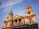 St. Paul's Cathedral, London, England, United Kingdom Photographic Print by Charles Bowman