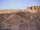 Tomb of Horemheb, Valley of the Kings, Thebes, Unesco World Heritage Site, Egypt Photographic Print by Richard Ashworth
