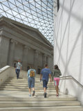 Great Court, British Museum, London, England, United Kingdom Photographic Print by Charles Bowman