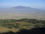 Mount Longonot, Rift Valley, Kenya, East Africa, Africa Photographic Print by Charles Bowman