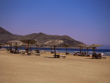 The Beach at Taba Heights, Gulf of Aqaba, Red Sea, Sinai, Egypt, North Africa, Africa Photographic Print by Nelly Boyd