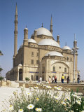 Mohamed Ali Mosque, Citadel, Cairo, Egypt, North Africa, Africa Photographic Print by Charles Bowman