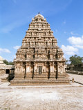 Tower Over Santuary of Airavatesvara Temple Built by Chola King Rajaraja II Photographic Print by Richard Ashworth