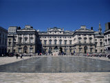 The Courtyard, Somerset House, Built in 1770, Strand, London, England, United Kingdom Photographic Print by Nelly Boyd