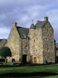 Mary Queen of Scots' House, Where She Stayed in 1566, Scottish Borders Photographic Print by Pearl Bucknall