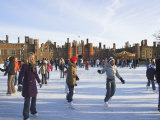 Hampton Court, London, England, United Kingdom Photographic Print by Charles Bowman
