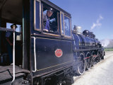 The Kingston Flyer Steam Train, South Island, New Zealand Photographic Print by Jeremy Bright