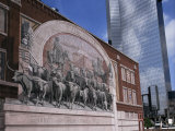 Fort Worth, Texas, USA Photographic Print by Charles Bowman