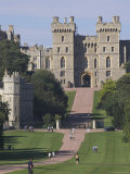 Windsor Castle, Berkshire, England, United Kingdom Photographic Print by Charles Bowman