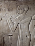 Tomb of Nheruef, Thebes, Unesco World Heritage Site, Egypt, North Africa, Africa Photographic Print by Richard Ashworth