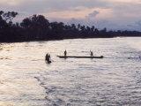 Congo River Near Kisangani, Democratic Republic of Congo (Zaire), Africa Photographic Print by David Beatty