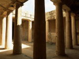 Peristyle Tomb III, Tomb of the Kings, Cyprus Photographic Print by Jeremy Bright
