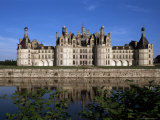 Chateau De Chambord, Loire Valley, Unesco World Heritage Site, Loir-Et-Cher, Centre, France Photographic Print by Charles Bowman