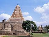 Brihadisvara Temple Dedicated to Shiva, Gangaikondacholapuram, India Photographic Print by Richard Ashworth
