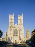 Westminster Abbey, London, England, UK Photographic Print by Charles Bowman