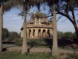 Tomb of Mohammed Shah, Lodi Gardens, New Delhi, India Photographic Print by David Beatty