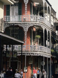 French Quarter, New Orleans, Louisiana, USA Photographic Print by Charles Bowman