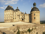 Chateau of Hautefort, Dordogne, Aquitaine, France Photographic Print by Michael Busselle