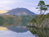 Clew Bay Peninsula, Wesport Area, County Mayo, Connacht, Eire (Ireland) Photographic Print by Bruno Barbier