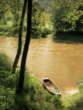 River Lot Near Estang, Midi Pyrenees, France Photographic Print by Michael Busselle