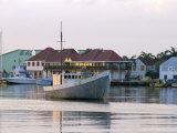 Fishing Port, Heritage Quay, St. John's, Antigua, Leeward Islands Photographic Print by Bruno Barbier
