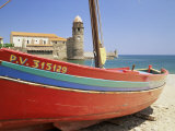 Collioure, Languedoc Roussillon, France, Mediterranean Photographic Print by Michael Busselle