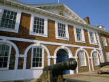 Custom House, Quayside, Exeter, Devon, England, United Kingdom Photographic Print by Jean Brooks