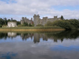 Ashford Castle, Cong Area, County Mayo, Connacht, Eire (Ireland) Photographic Print by Bruno Barbier
