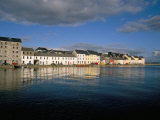 Long Walk View from Claddagh Quay, Galway Town, County Galway, Connacht, Eire (Ireland) Photographic Print by Bruno Barbier