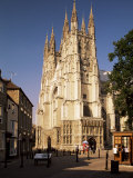 Canterbury Cathedral, Unesco World Heritage Site, Kent, England, United Kingdom Photographic Print by Michael Busselle