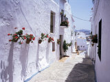 Village of Frigiliana, Malaga Area, Andalucia, Spain Photographic Print by Michael Busselle
