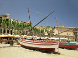 Collioure, Languedoc Roussillon, France Photographic Print by Michael Busselle