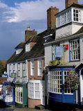 Quay Lane, Lymington, Hampshire, England, United Kingdom Photographic Print by Jean Brooks